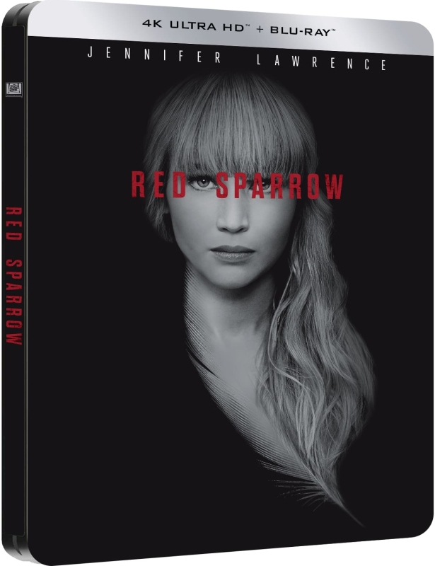 Czerwona Jaskó³ka - Red Sparrow (2018) - Film 4K Ultra-HD
